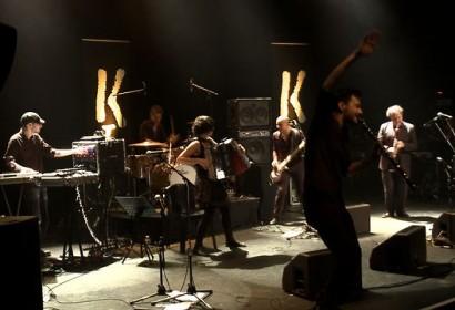 «Live» Anakronic electro orkestra & David Krakaeur – La Cigale Paris – Julia Slater