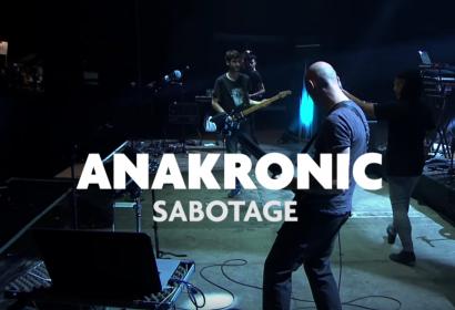Anakronic-Sabotage-Live