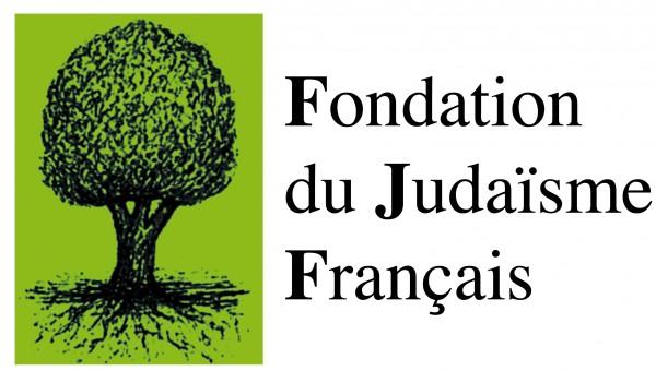 Logo - Fondation du Judaisme français - Anakronic